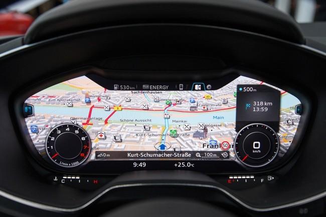 Audi TT cuadro