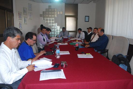 DECISIÓN. El Directorio de la Fábrica Nacional de Cemento conformado por representantes de las tres copropietarias públicas.