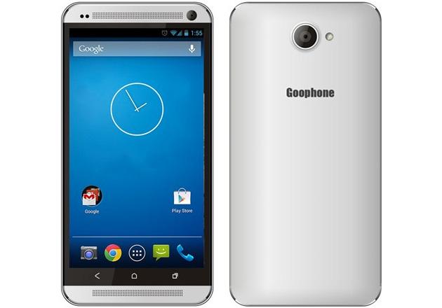 Goophone tiene ya un 'clon' del nuevo HTC One (antes incluso de su presentación)