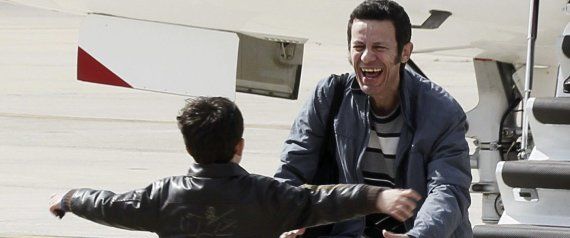 periodistas siria