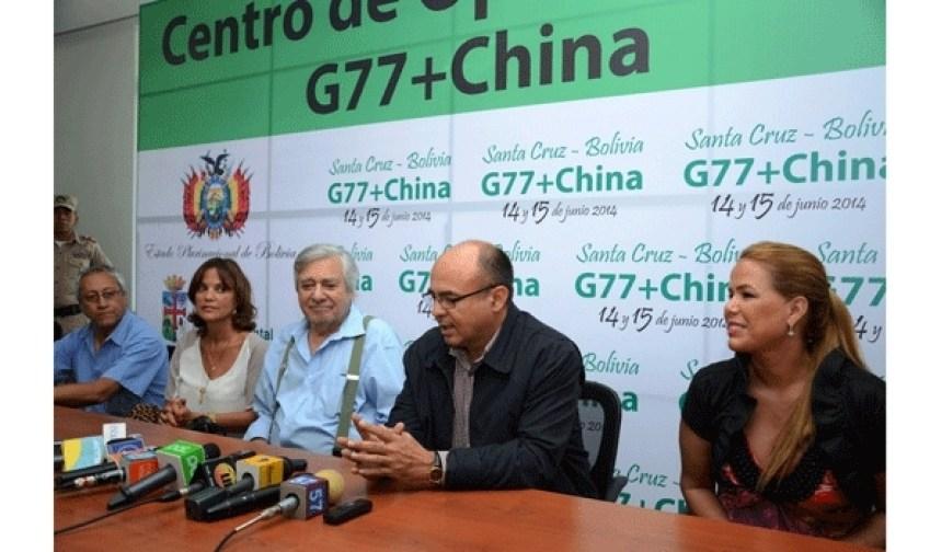 TERRORISMO DE ESTADO Y G77+ China