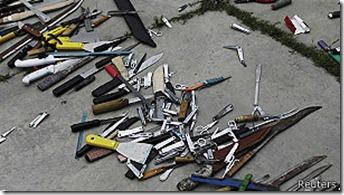 Honduras es el país con la mayor tasa de homicidios, a pesar de una tregua entre las maras.