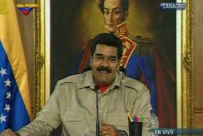 Maduro 12A