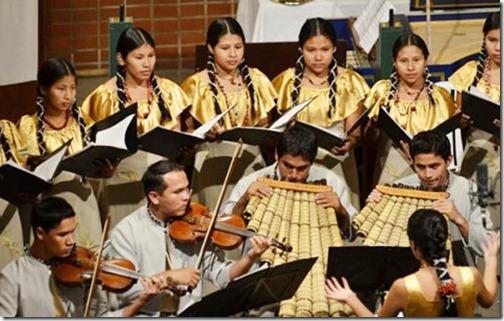X Festival Internacional de Música Renacentista y Barroca Americana Misiones de Chiquitos