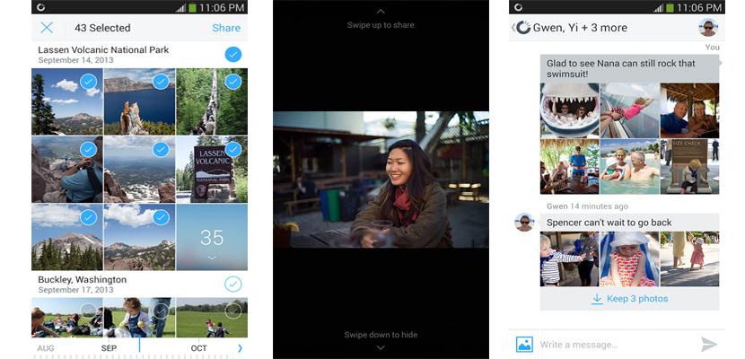 carousel dropbox Dropbox lanza la app Carousel, para mantener sincronizadas en la nube todas nuestras fotos