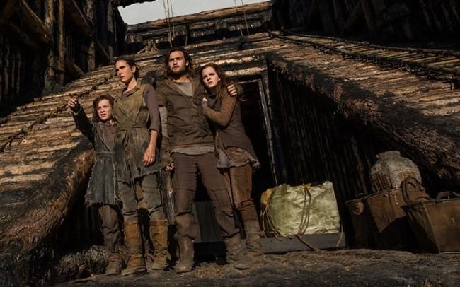 La familia de 'Noé'