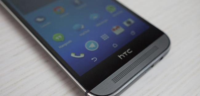 HTC One M8 Navbar