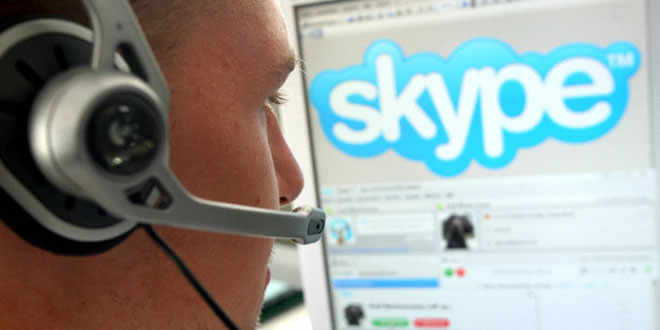 Germany - Skype
