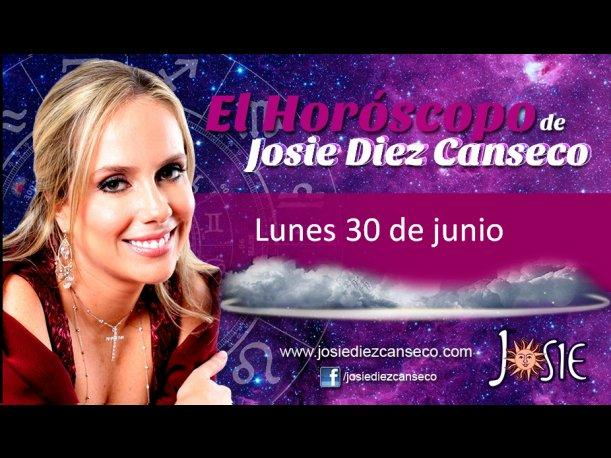 Josie Diez Canseco: Horóscopo del lunes 30 de junio (VIDEO)
