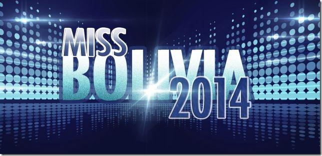 MISS BOLIVIA _2014
