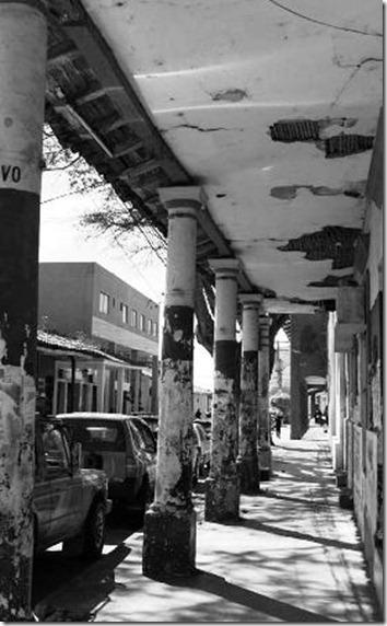 Santa Cruz casco viejo