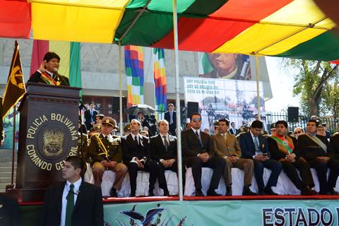 Morales-califica-de--impecable--la-labor-de-la-Policia-en-Cumbre-del-G77