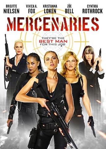 Cartel de 'Mercenaries'