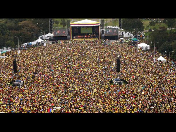 Brasil 2014: Así fue recibida la selección colombiana (FOTOS)