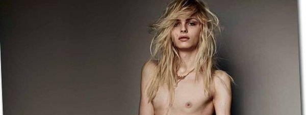 El modelo andrógino Andrej Pejic se opera para cambiar de sexo