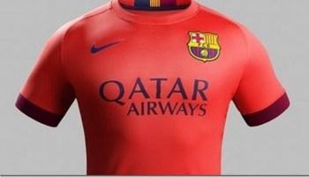 Así será la nueva camiseta pre partido del Barcelona – eju.tv 47425e7b2a9