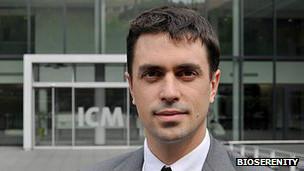 Pierre Fournier, director ejecutivo de Bioserenity.
