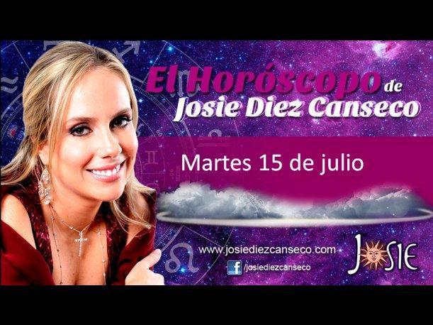 Josie Diez Canseco: Horóscopo del viernes 29 de agosto (VIDEO)