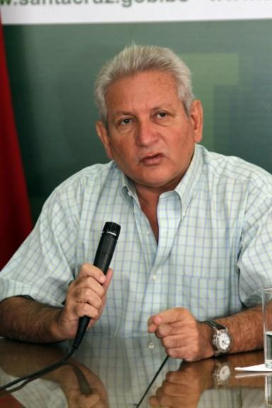 """Rubén Costas: """"Fue un negocio nefasto el tema de la Jindal"""""""