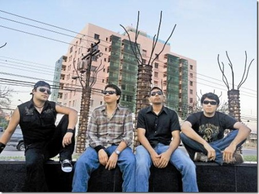 El grupo de rock celebrará sus dos años con un concierto en el boliche Oz