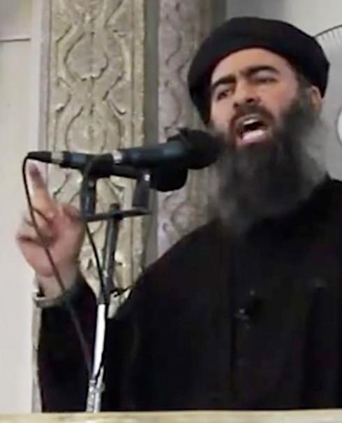 Abú Bakr Al-Bagdadi, líder de la organización Estado Islámico / Youtube