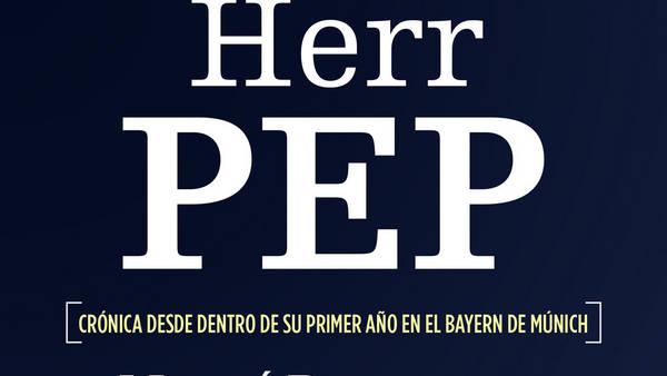 La tapa del nuevo libro de Martí Perarnau.