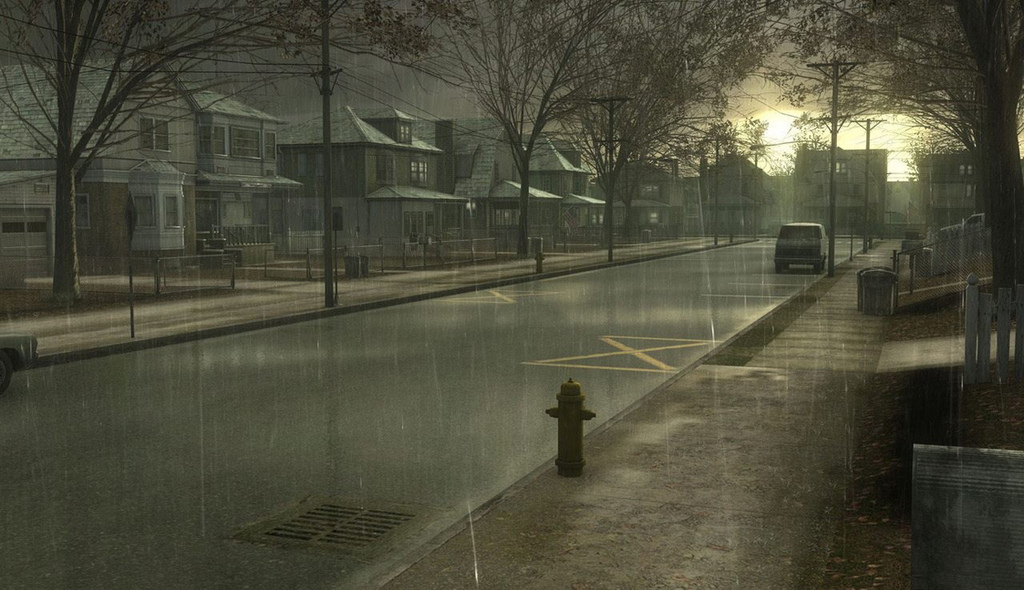 0 Heavy Rain lña