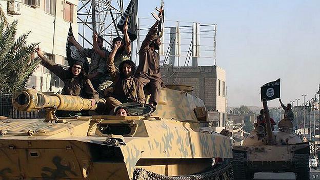Combatientes ISIS