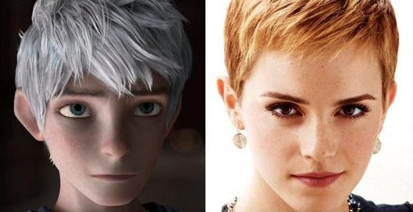 Jack Frost vs. Emma Watson