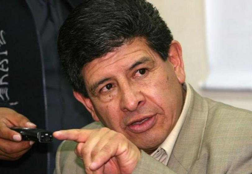 Carlos Villegas, Presidente Ejecutivo de YPFB.