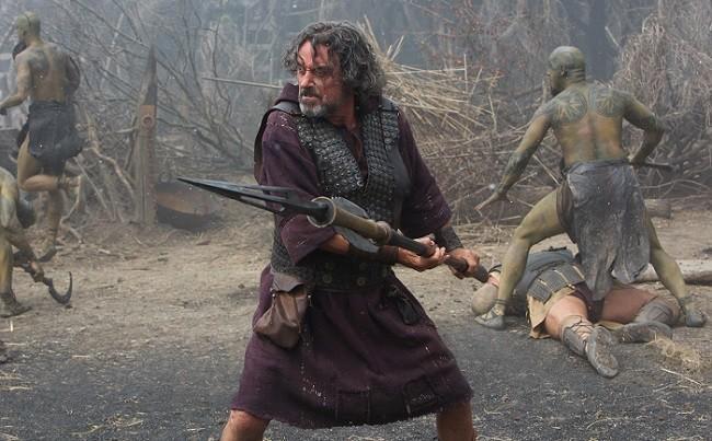 Ian McShane en 'Hércules'