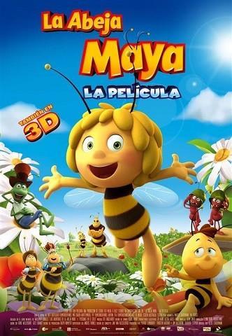 Cartel de 'La abeja Maya: La película'