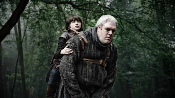 Hodor Bran Stark
