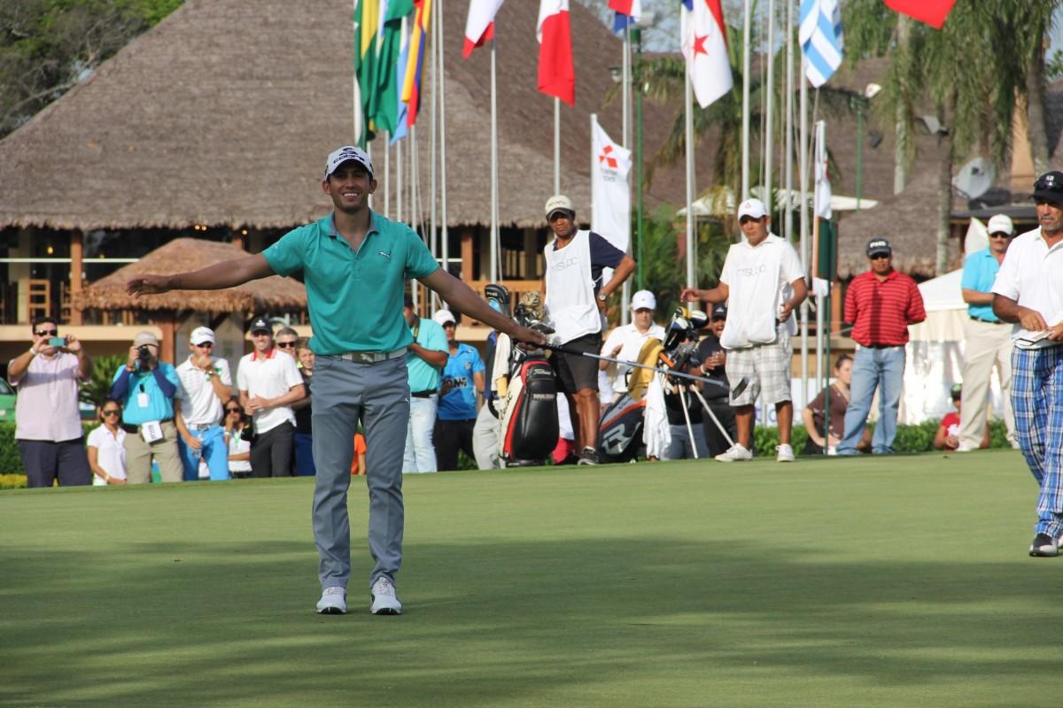 Sebastián MacLean, ganador del Bolivia Open Mitsuba