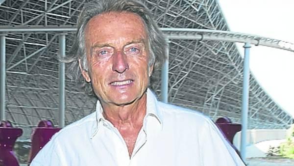 Mandamás. Luca Di Montezemolo.