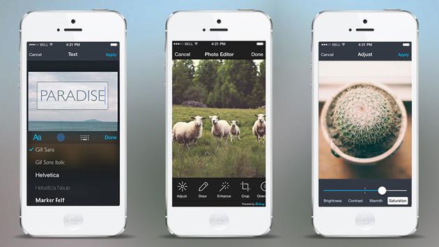 Adobe compra la aplicación móvil de edición de imágenes Aviary