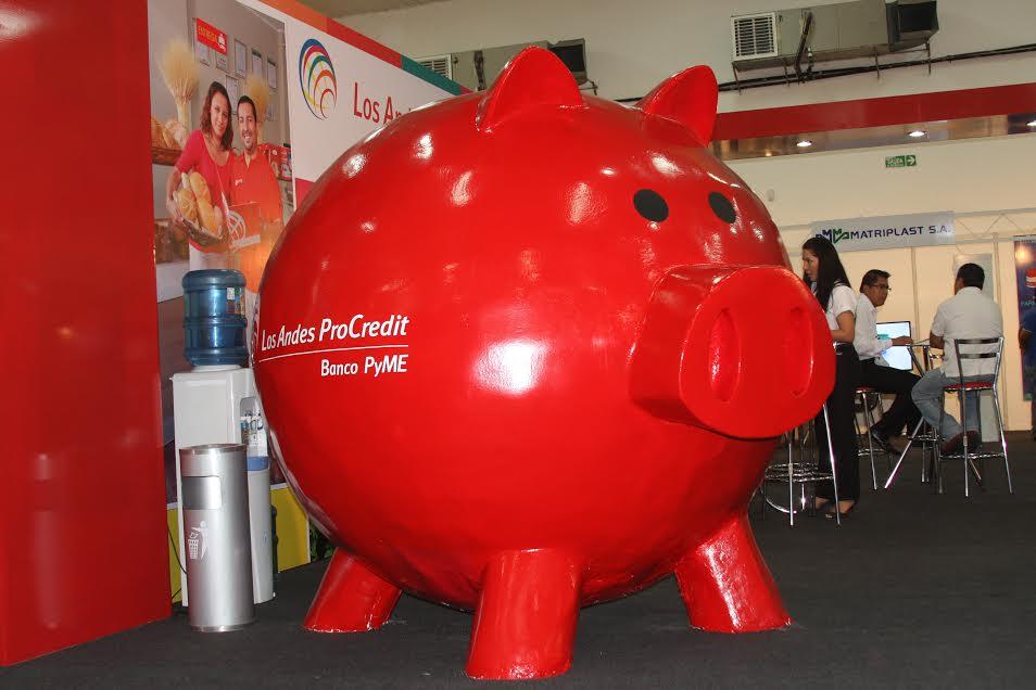 La Entidad Financiera contará con muchos regalos para los participantes
