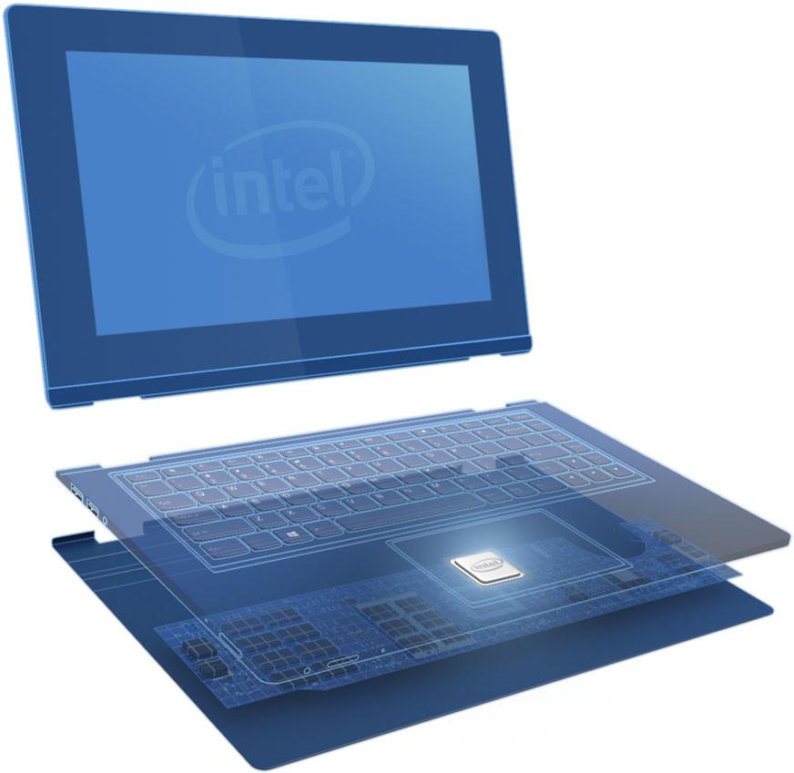 Intel Core M mockup