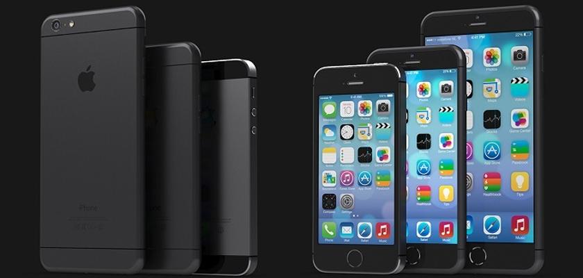 iphone tama o pantalla ¿Podremos manejar los nuevos iPhones con una mano? Historia de la obsesión de Apple por el tamaño