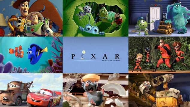 imagen Este video muestra cómo Pixar utiliza el color en sus películas para contar historias