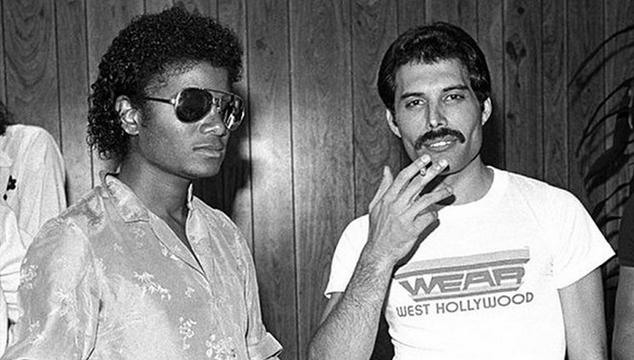 imagen Escucha un tema inédito de Michael Jackson y Freddie Mercury (AUDIO)