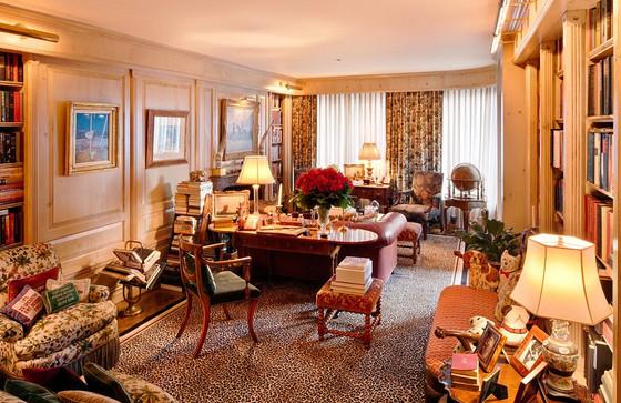 Joan Rivers, casa