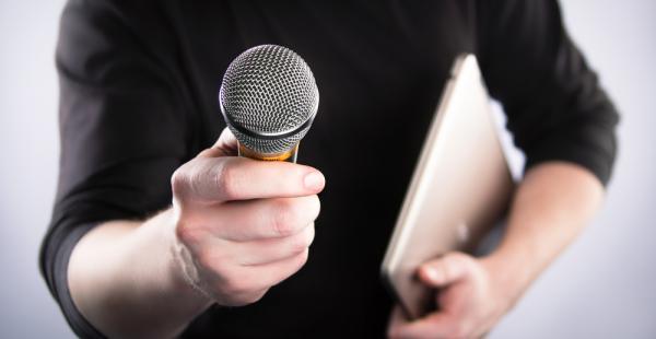 """""""La prensa tiene la tarea de informar a la opinión pública y a través de esa información hacer una especie de fiscalización de la actividad pública"""", comentó el director ejecutivo de la ANP, Juan León Cornejo"""