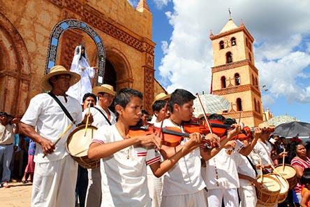 Cuna de la cruceñidad, San José de Chiquitos cumple 318 años