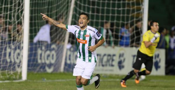 Alcides Peña anotó el segundo gol para Oriente