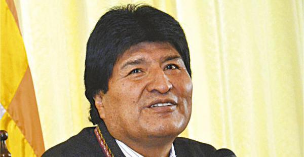 El presidente Morales y su gabinete aprobaron la norma