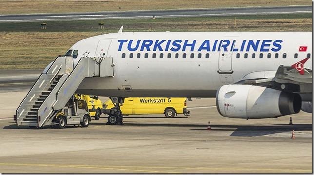 TURQUIA-AIRLINES