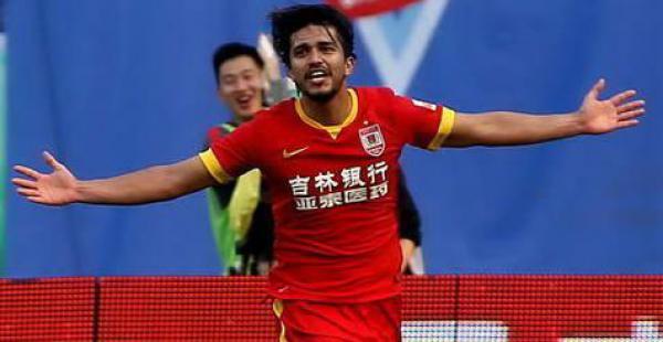 El boliviano Marcelo Martins es la principal carta de gol del Changchun Yatai