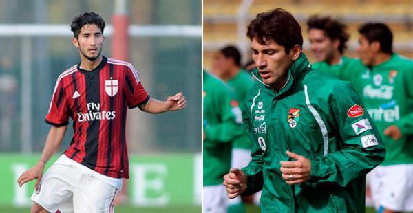Sebastián Gamarra y Ronald Raldes forman parte de la nómina de convocados a la selección boliviana de fútbol