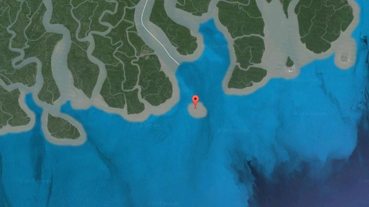 Conozca la isla que existió durante tan sólo 40 años y desapareció  debido al cambio climático
